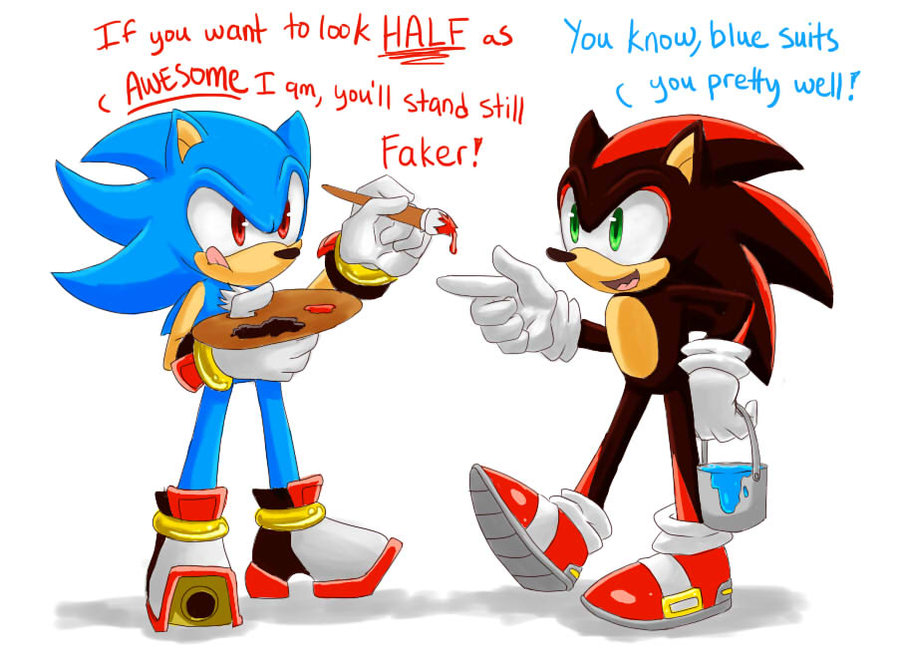 Switch Colors Sonic The Hedgehog Know Your Meme