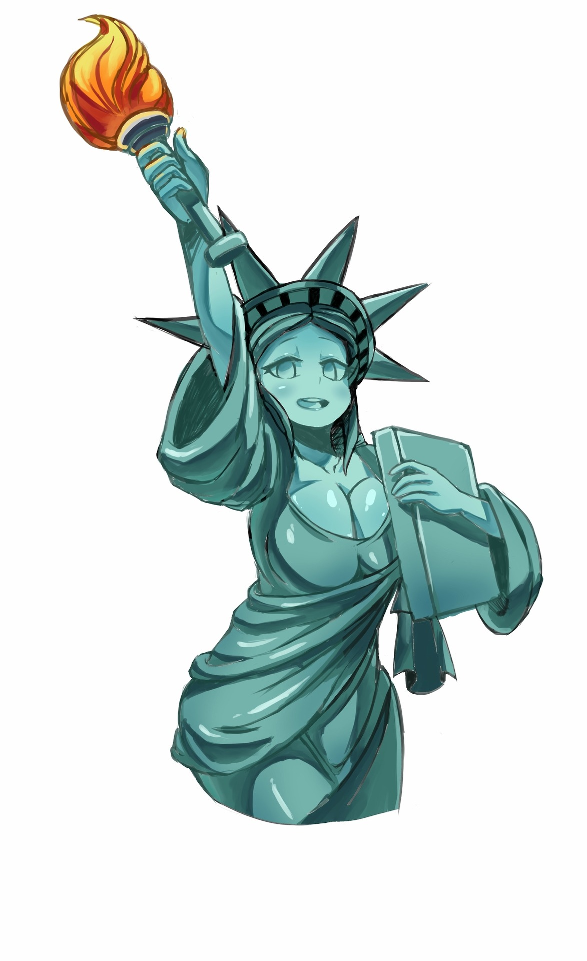 Internet Rule On Animated Porn statue of liberty | rule 34 | know your meme