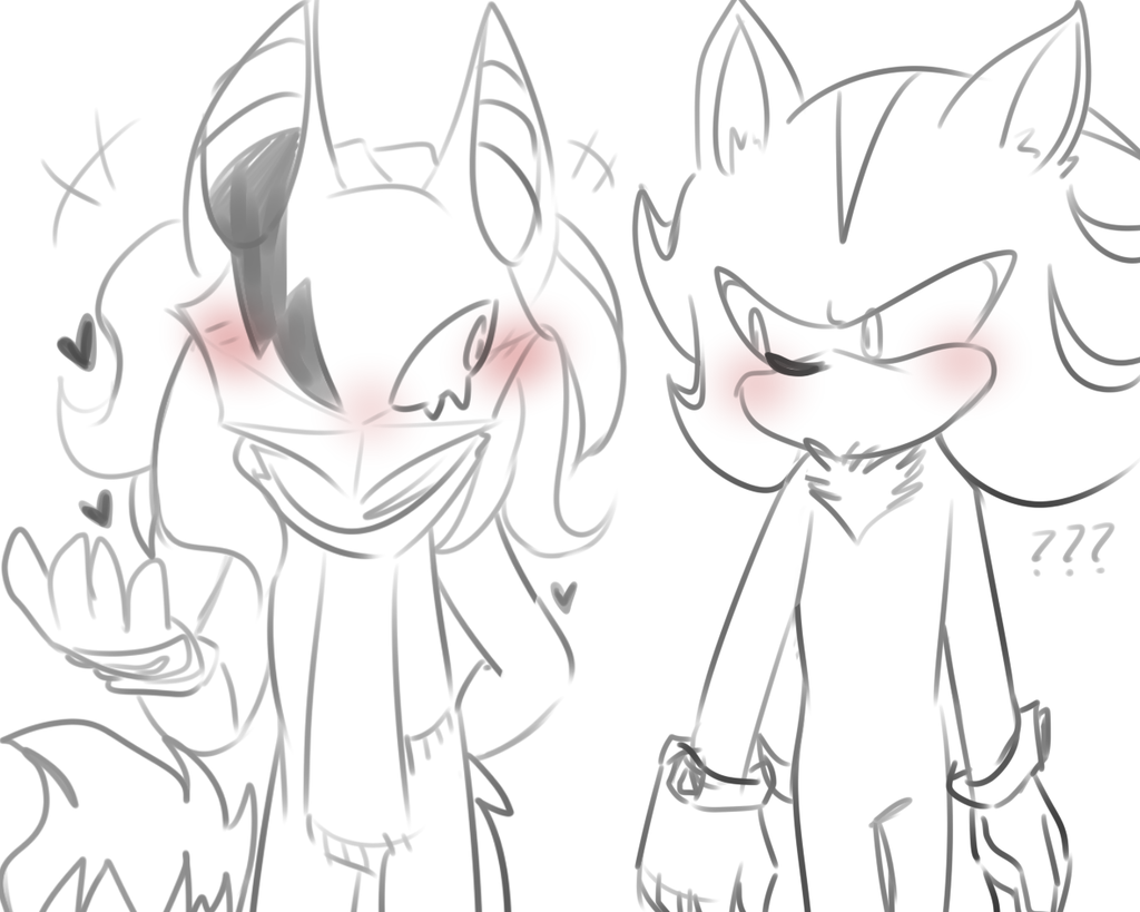 Infinite X Mephiles Sonic The Hedgehog Know Your Meme