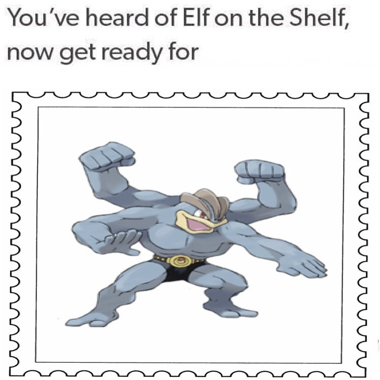 Youve Heard Of Elf On The Shelf Now Get Ready For