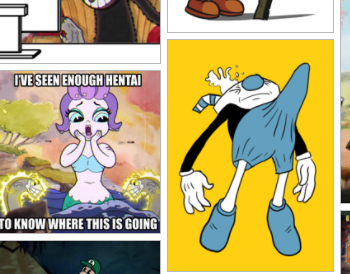 Cuphead Did A Thing | KnowYourMeme | Know Your Meme