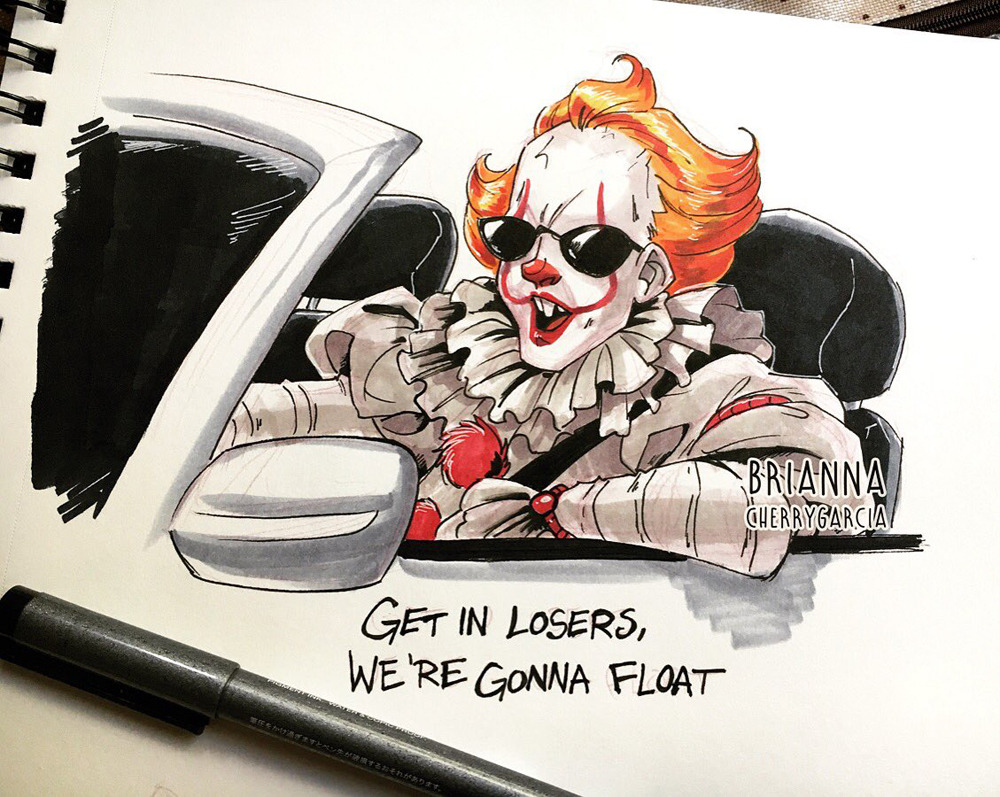 Youll Float Too Get In Loser Were Going Shopping Know Your Meme