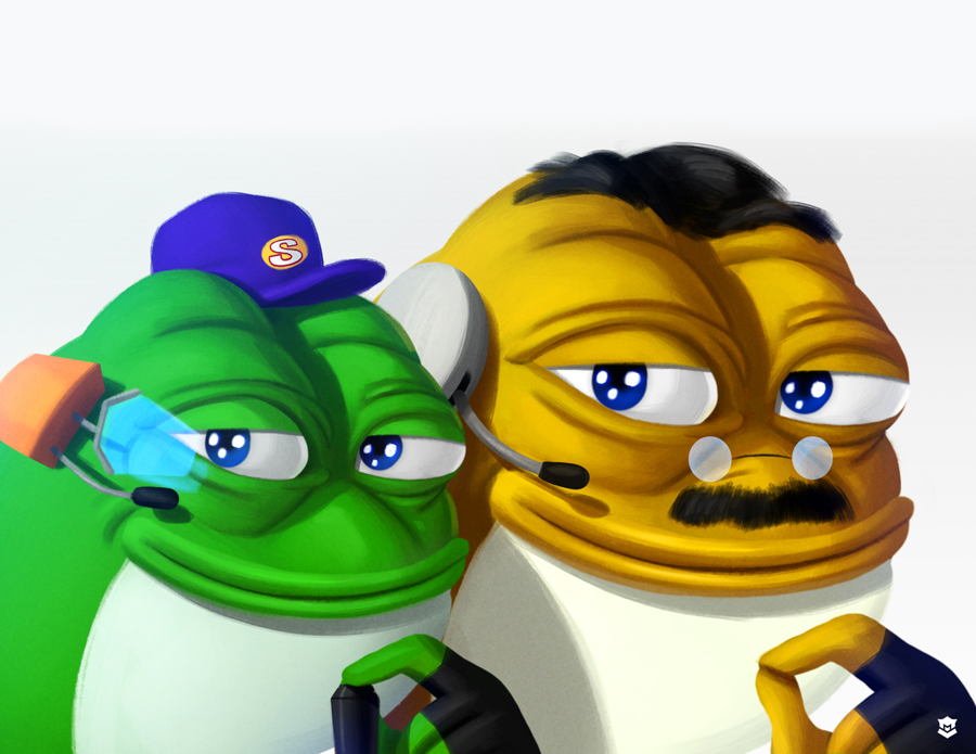 Smug Slippy Toad And Uncle Grippy Star Fox Know Your Meme
