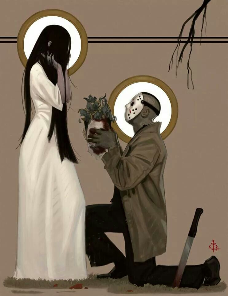 Jason And Sadako