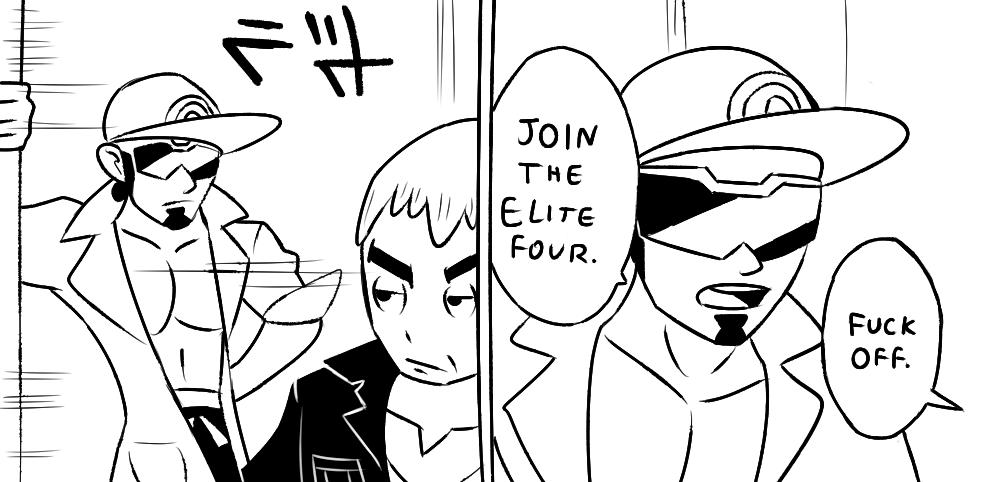 join the elite four pokémon sun and moon know your meme