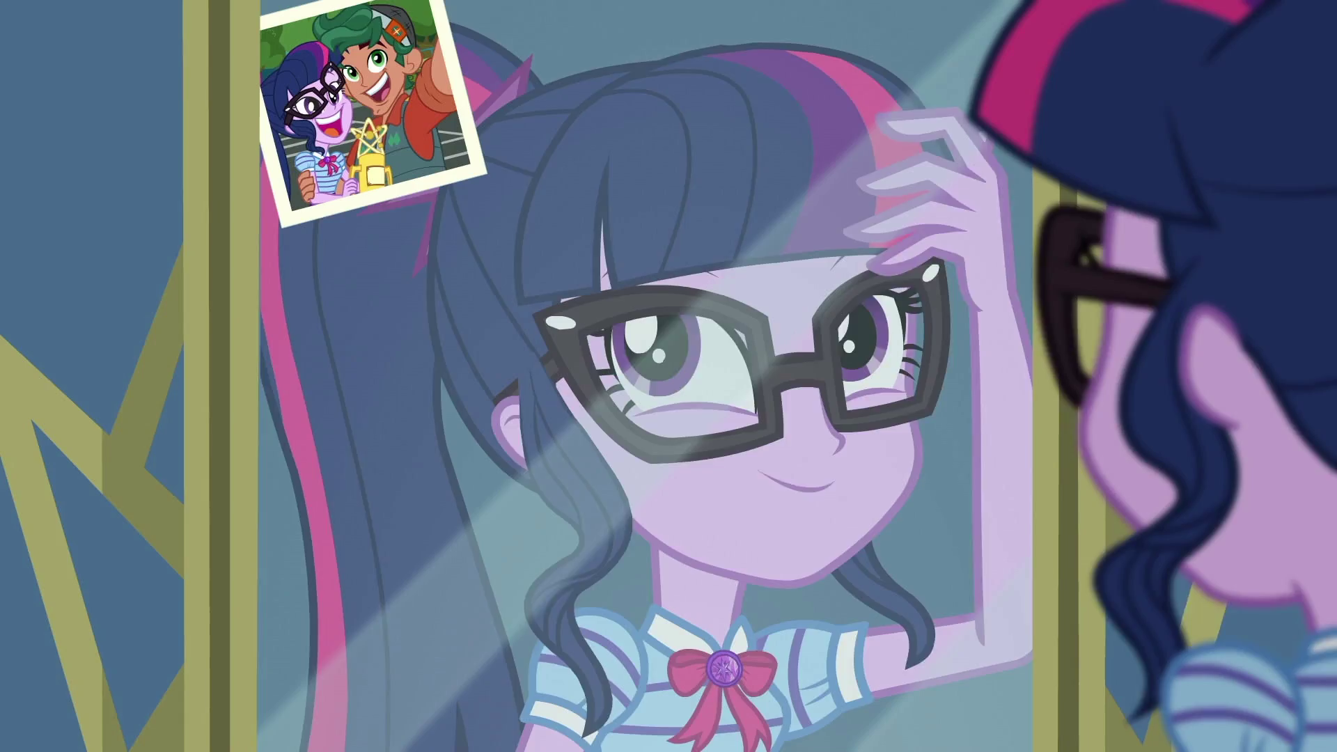 My little pony equestria girls timber twi