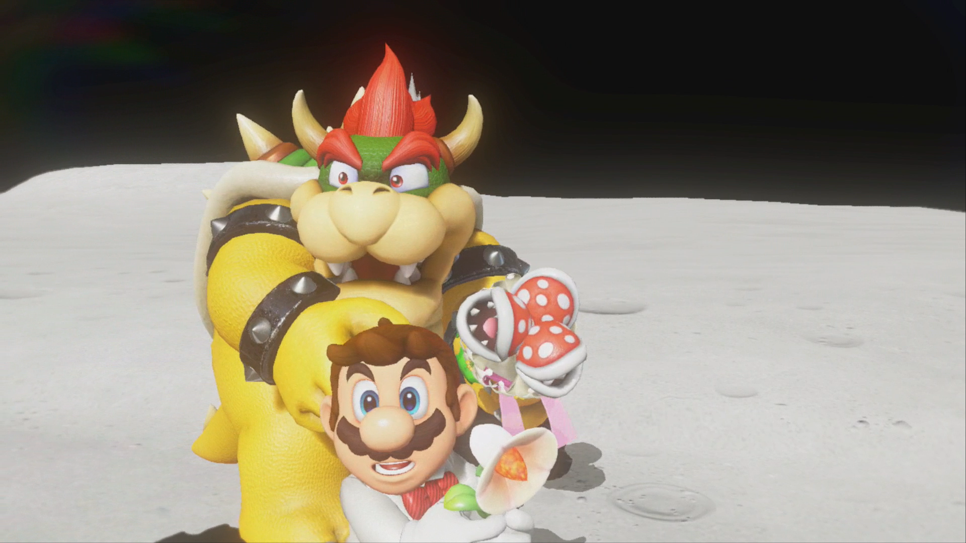 The Look Of Being Rejected Super Mario Odyssey Know Your Meme
