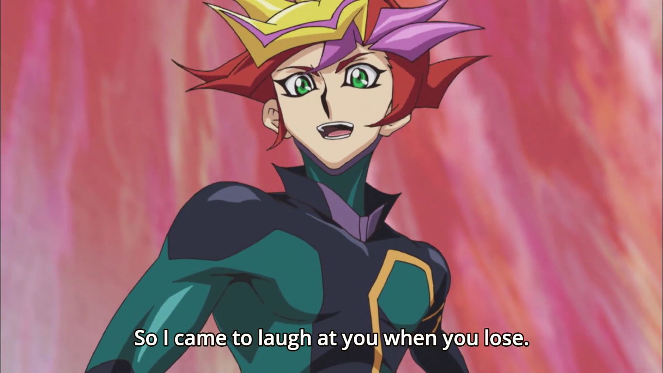 Yusaku S Motivation Tactics Yu Gi Oh Know Your Meme