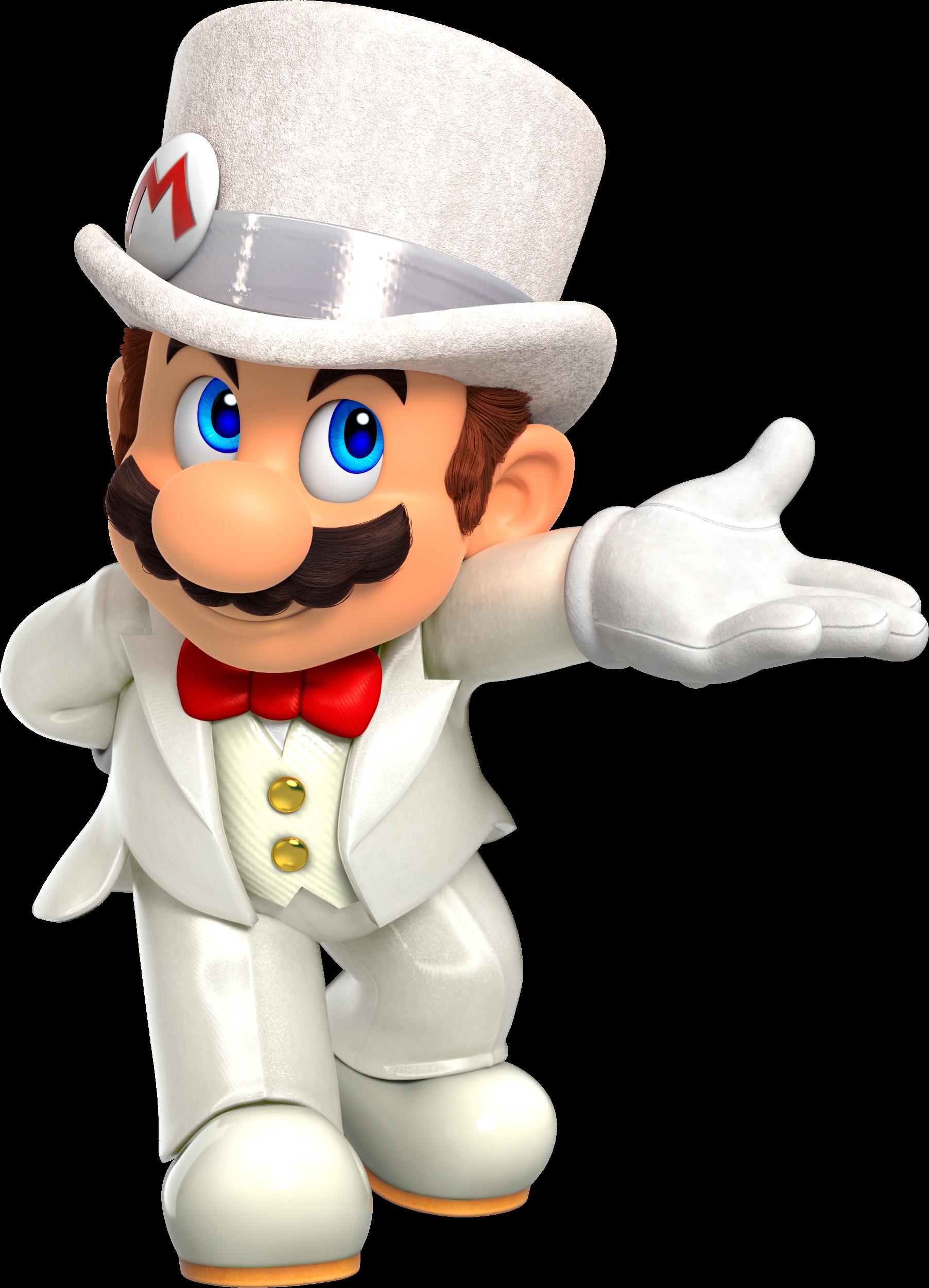Wedding Mario | Super Mario Odyssey | Know Your Meme
