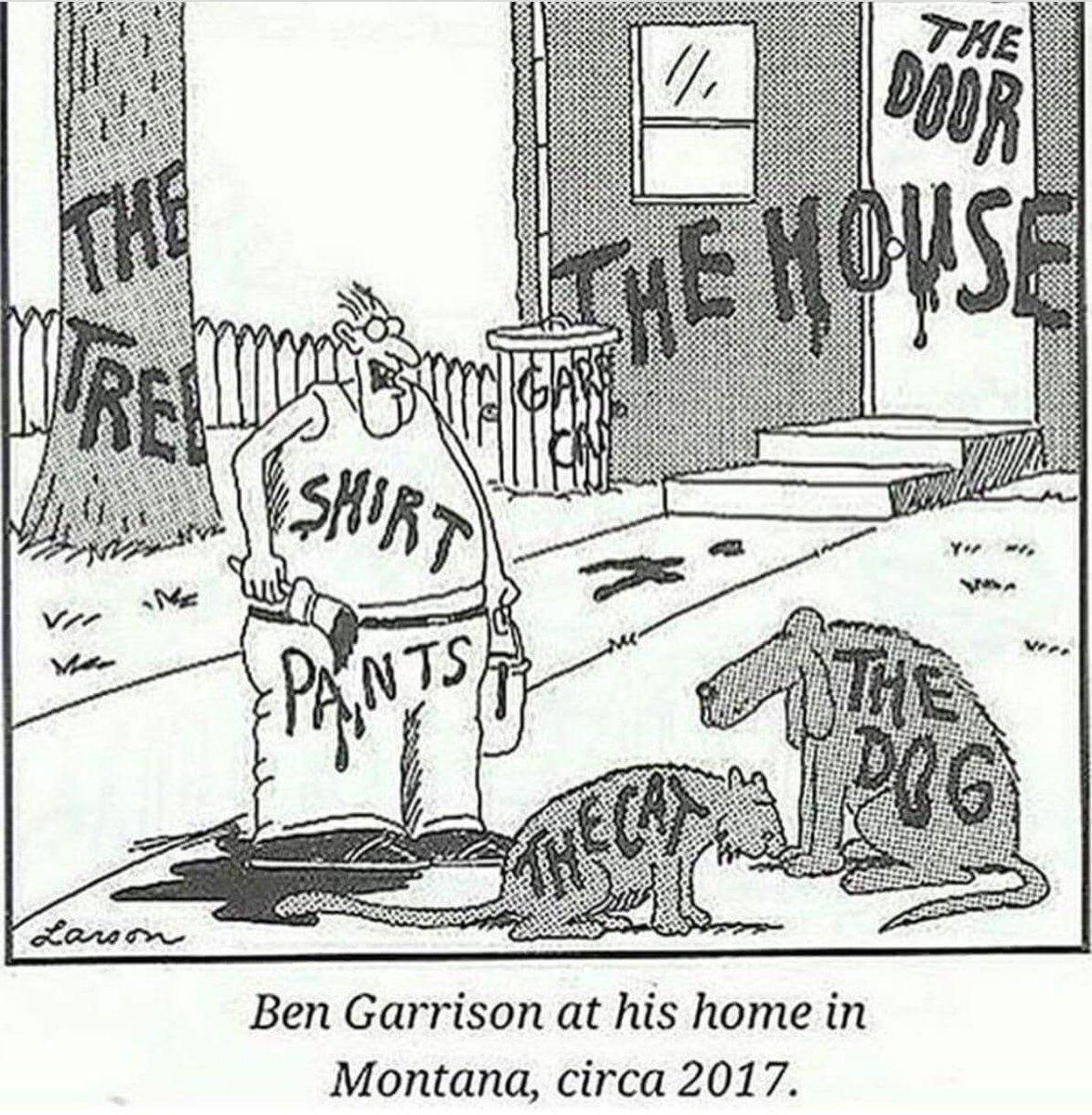far side garrison ben garrison know your meme