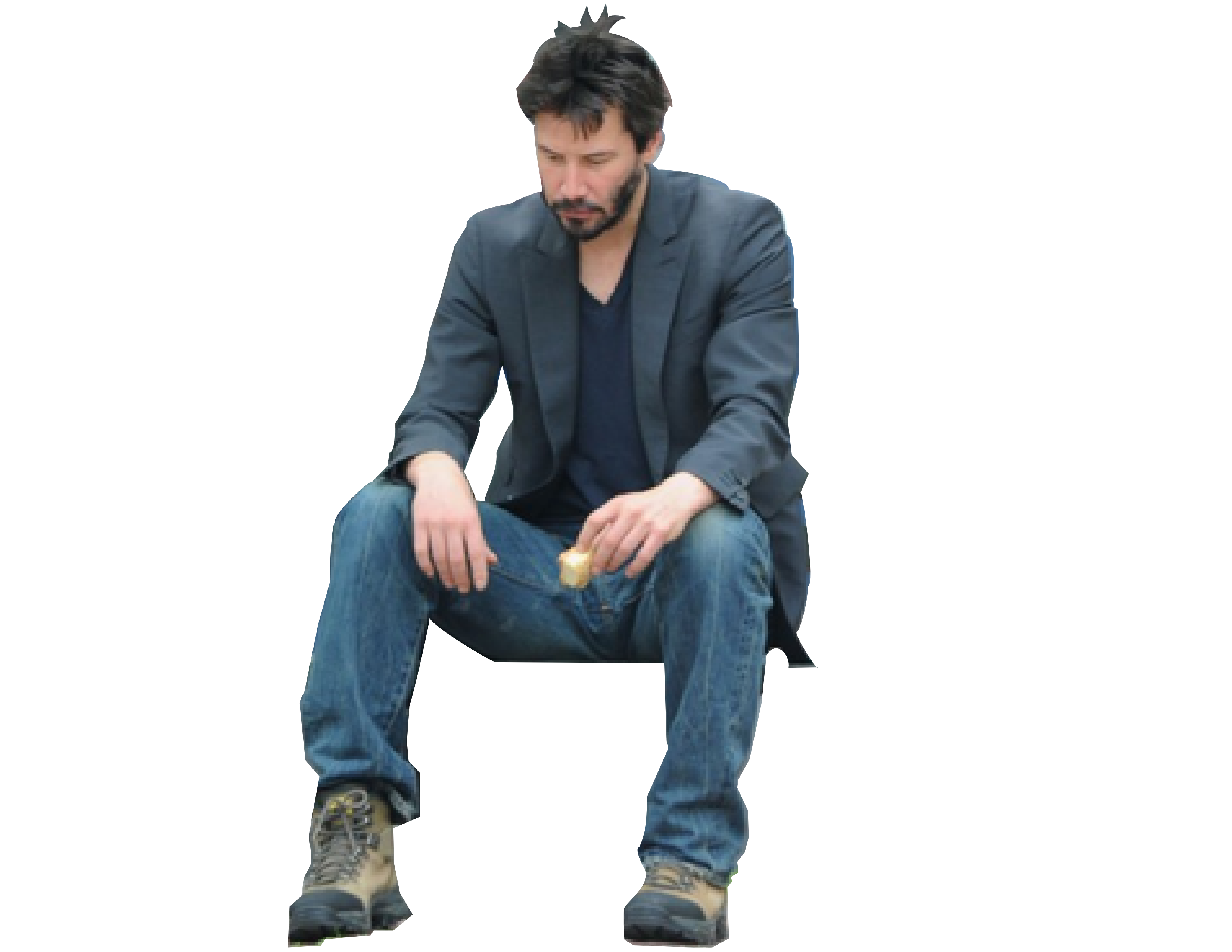 Keanu Reeves Is Sad Don Draper Is Sadder Technology Science Tech And Gadgets Technotica Nbc News