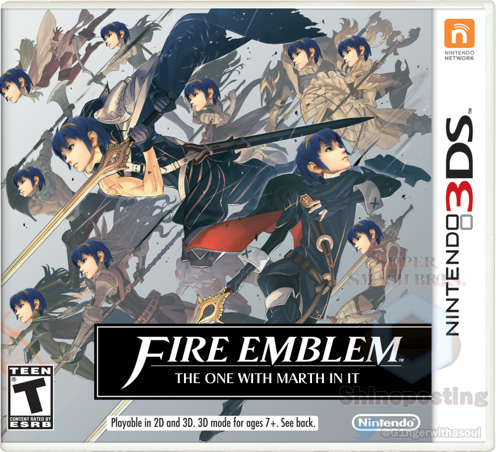 the only Fire Emblem game  | Fire Emblem | Know Your Meme