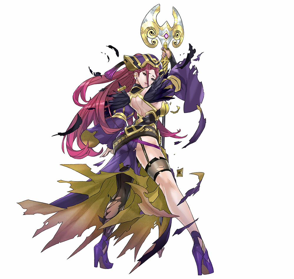 loki s damaged art fire emblem heroes know your meme