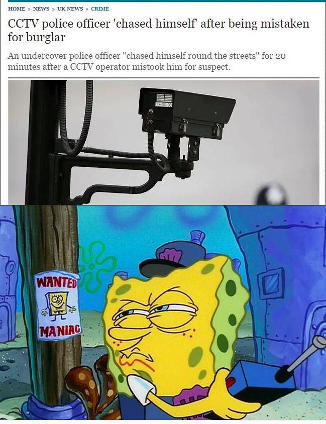 WEEWOO WEEWOO WEEWOO | SpongeBob SquarePants | Know Your Meme