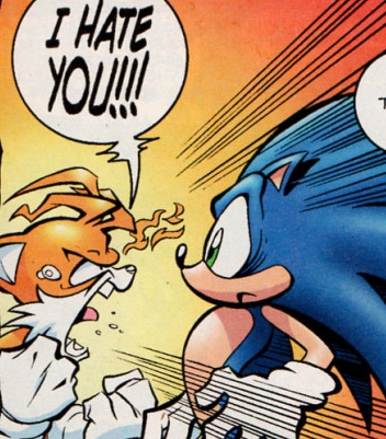 Tails Says It Sonic The Hedgehog Know Your Meme