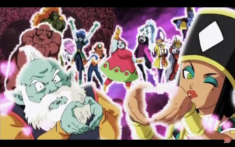 Universe 2 Goodbye Dragon Ball Know Your Meme