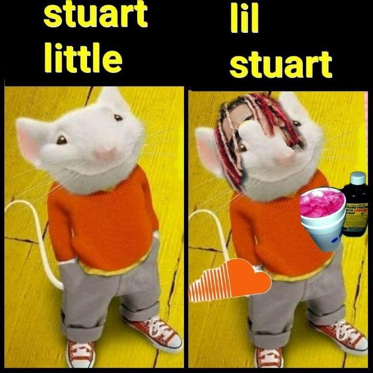 Lil Stuart Lil Pump Gucci Gang Know Your Meme
