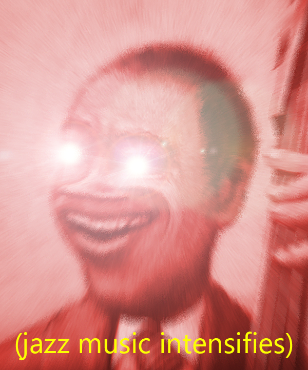 84a jazz music intensifies jazz music stops know your meme