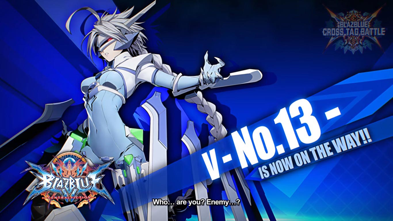 b739db2e Best girl Nu-13 has arrived | BlazBlue | Know Your Meme