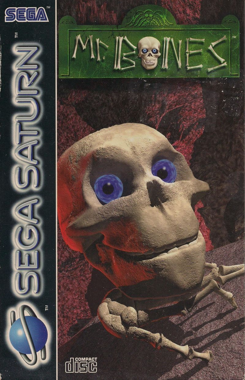 Mr Bones Sega Saturn Skeletons Know Your Meme