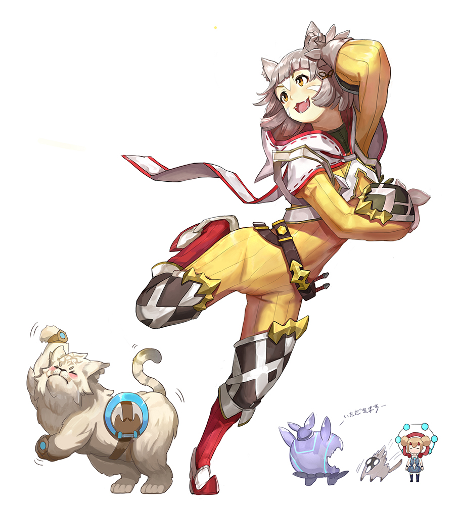 Silly Nia S Dance Xenoblade Chronicles Know Your Meme