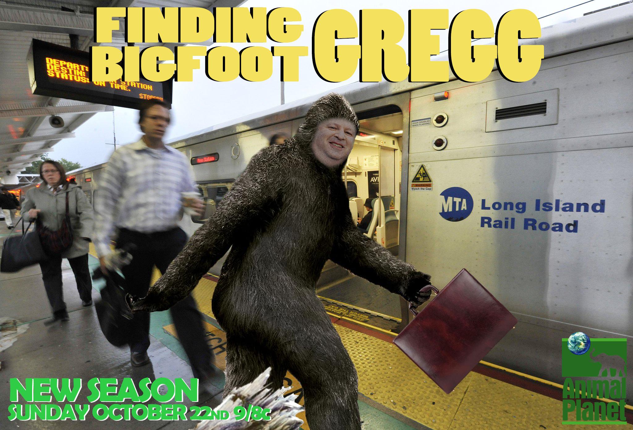 Bigfoot Gregg   Gregg T    Know Your Meme