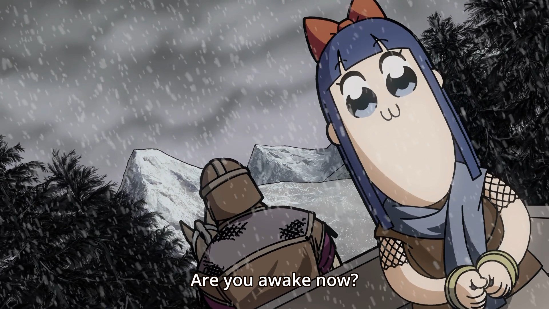I Cant Believe Todd Howard Ported Skyrim To Anime As Well