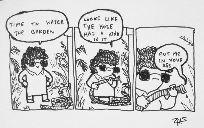 hose comic