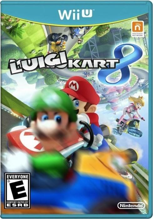 Luigi Kart 8 Mario And Luigi Meme Team Know Your Meme