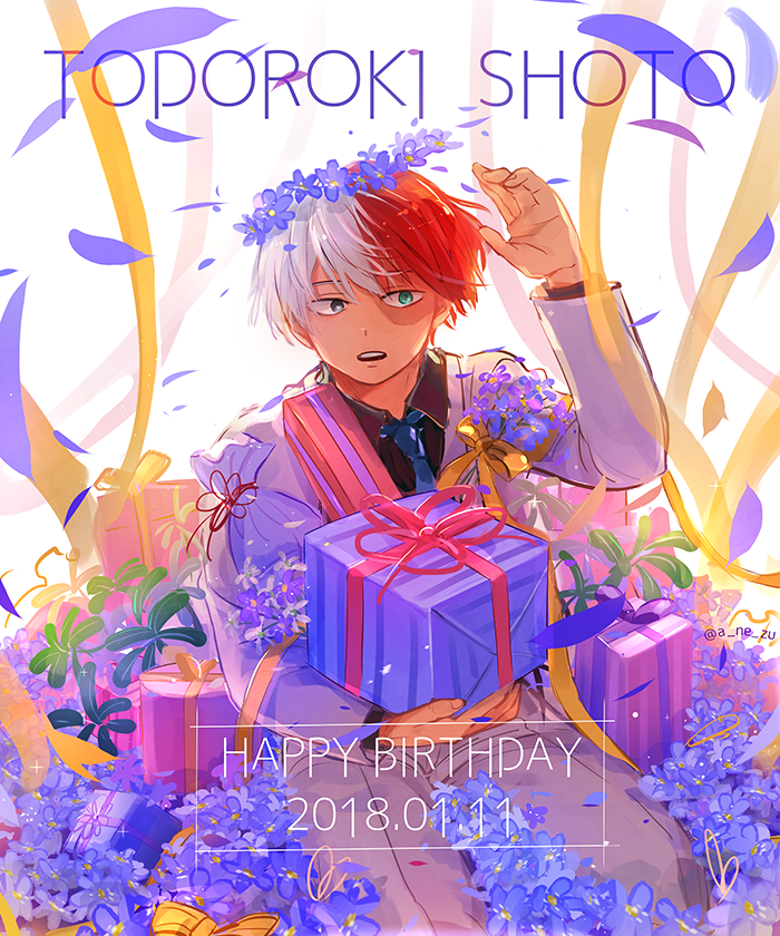Happy Birthday Todoroki From A_Ne_Zu! | My Hero Academia | Know Your