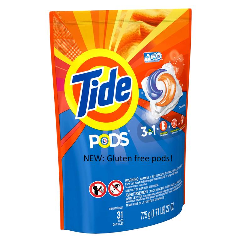 eating some gluten free tide pods tide pod challenge know your meme