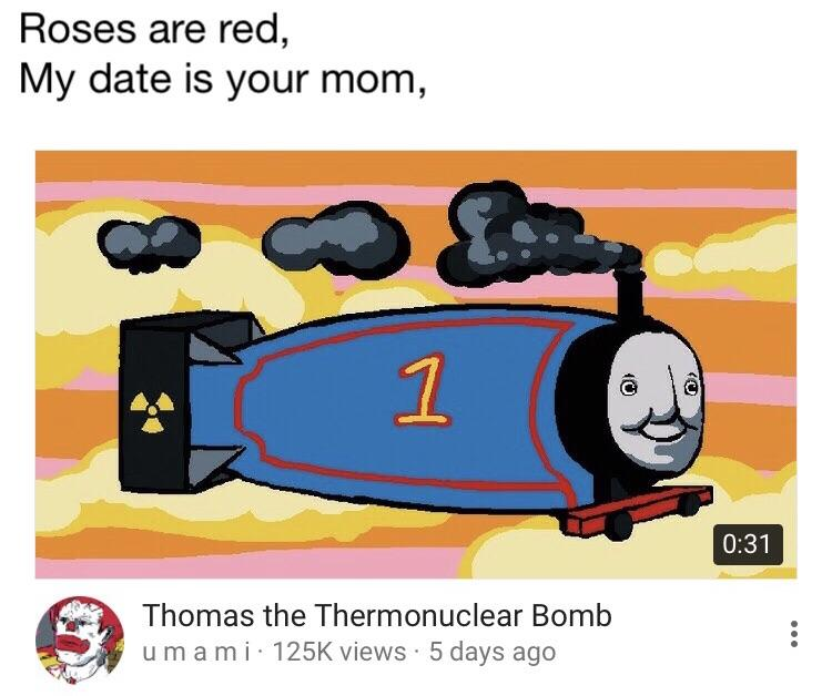 dating the h bomb