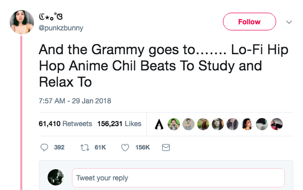 Grammy Goes To | Lo-fi Chill Beats Study Mix | Know Your Meme