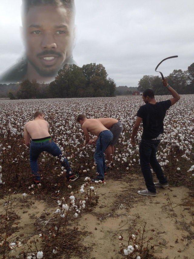 Killmonger S Dream Black Panther Know Your Meme