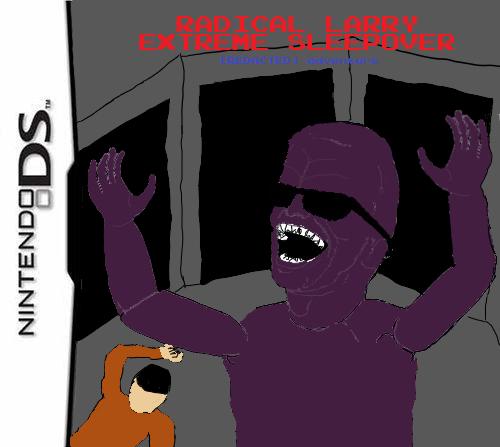 Radical Larry Extreme Sleepover Crab Nicholson Know Your Meme