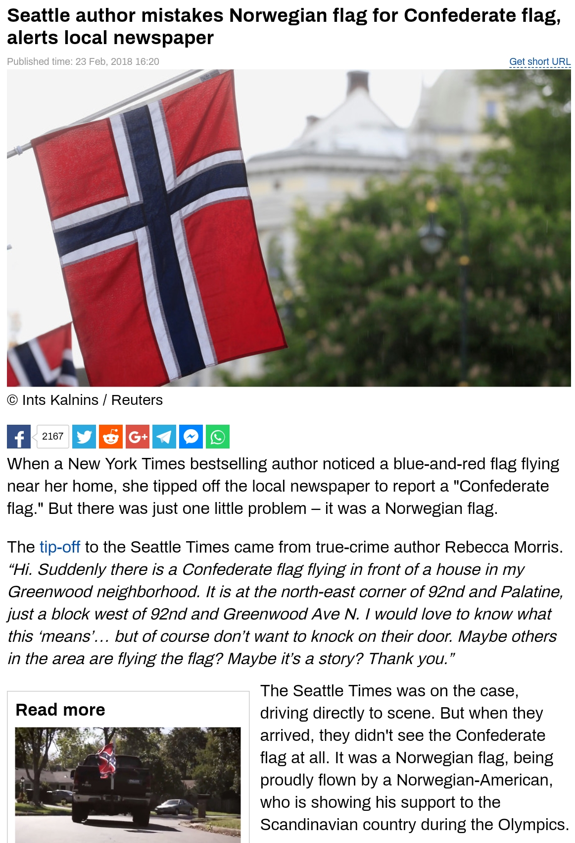 Norway Confederacy What S The Difference The Confederate Flag Debate Know Your Meme