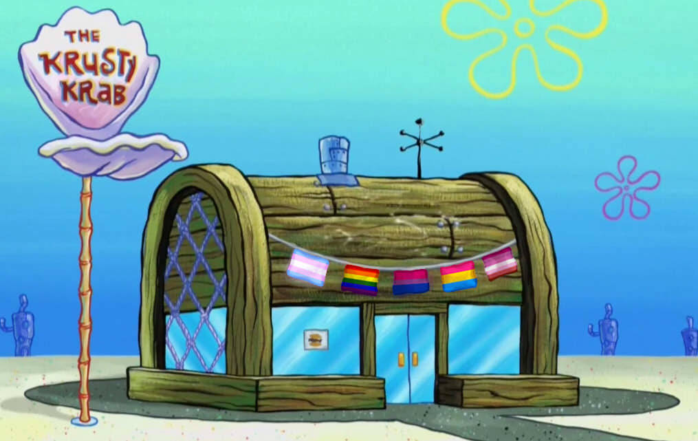 The Krusty Krab San Francisco Location Spongebob Squarepants