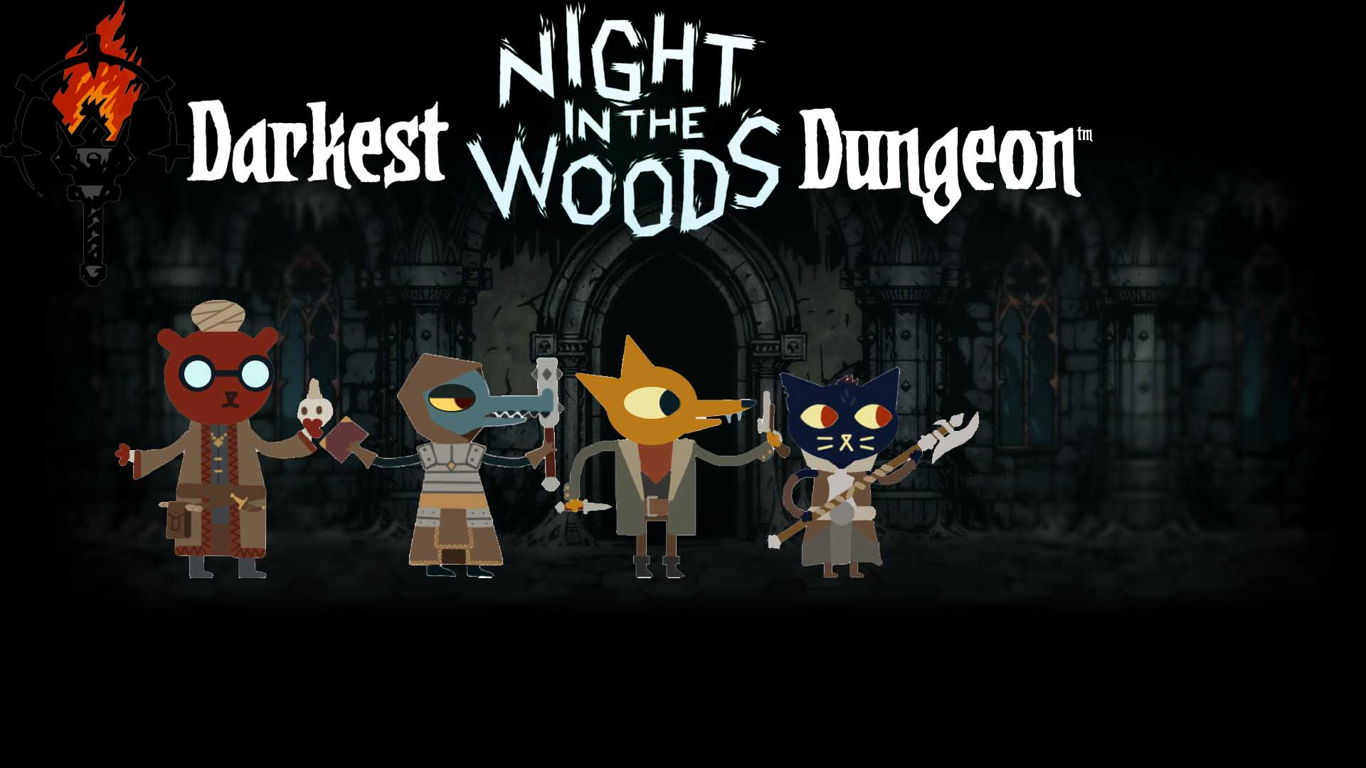 Night In The Darkest Woods Night In The Woods Know Your Meme