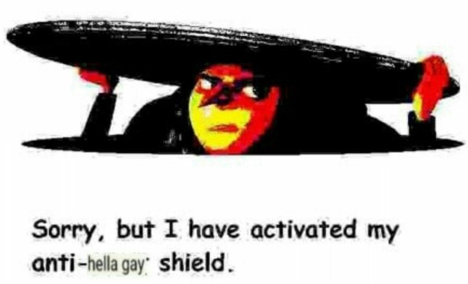 Anti Hella Gay Shield Gru Hella Gay Know Your Meme