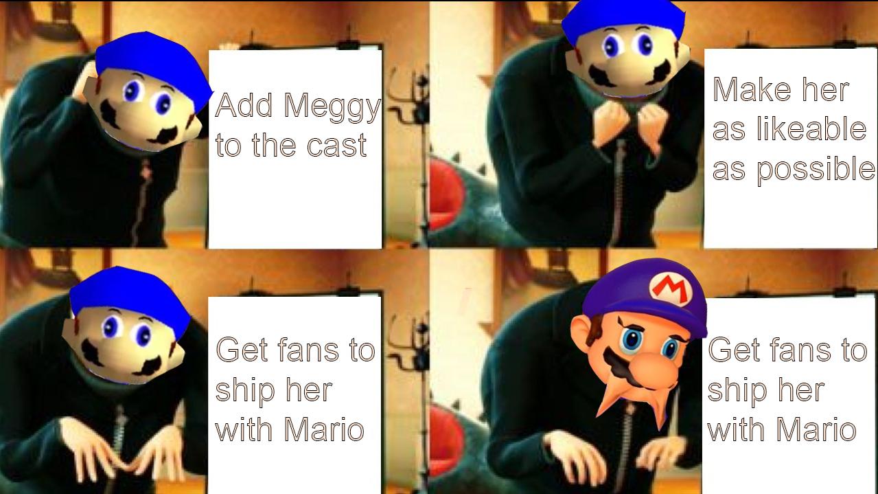 Smg4 S Plan Gru S Plan Know Your Meme