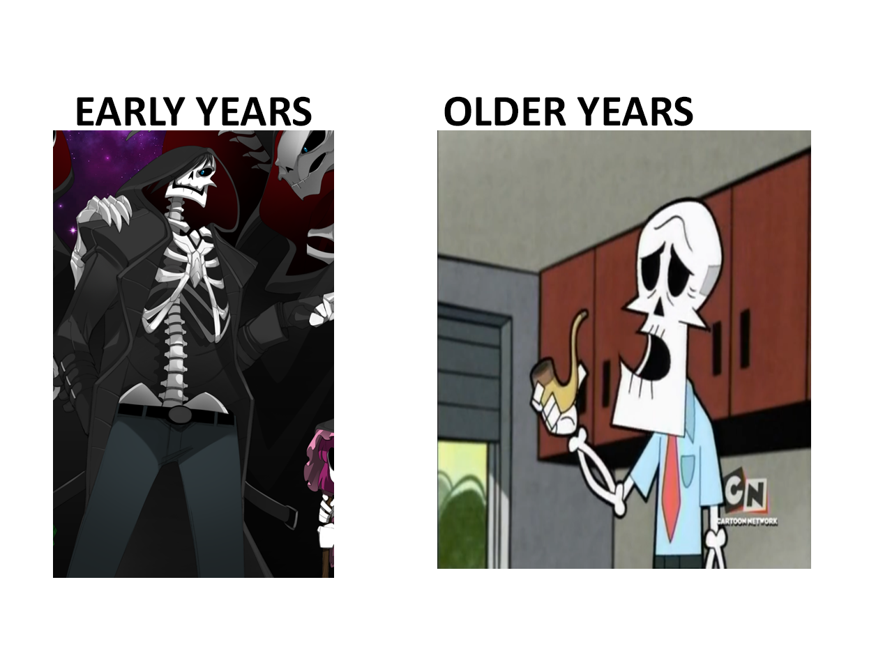 grim s dad the grim adventures of billy and mandy know your meme
