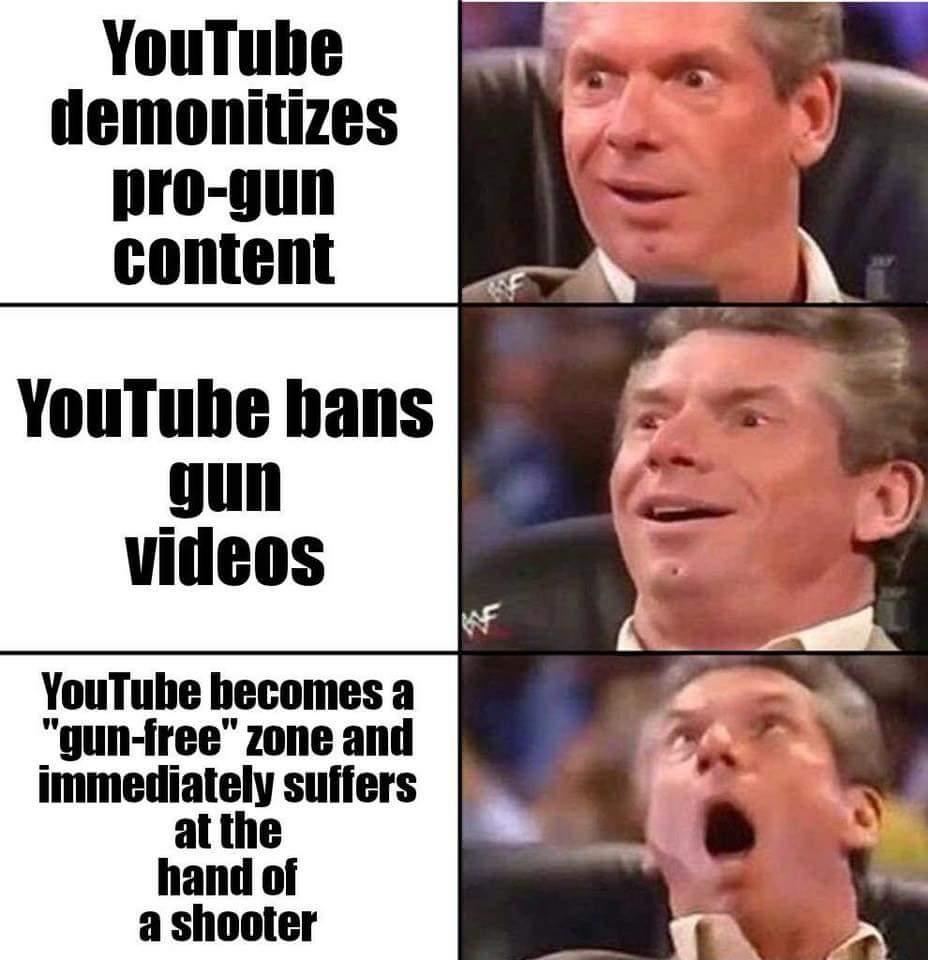 2018 youtube headquarters shooting become gun free zone get shot