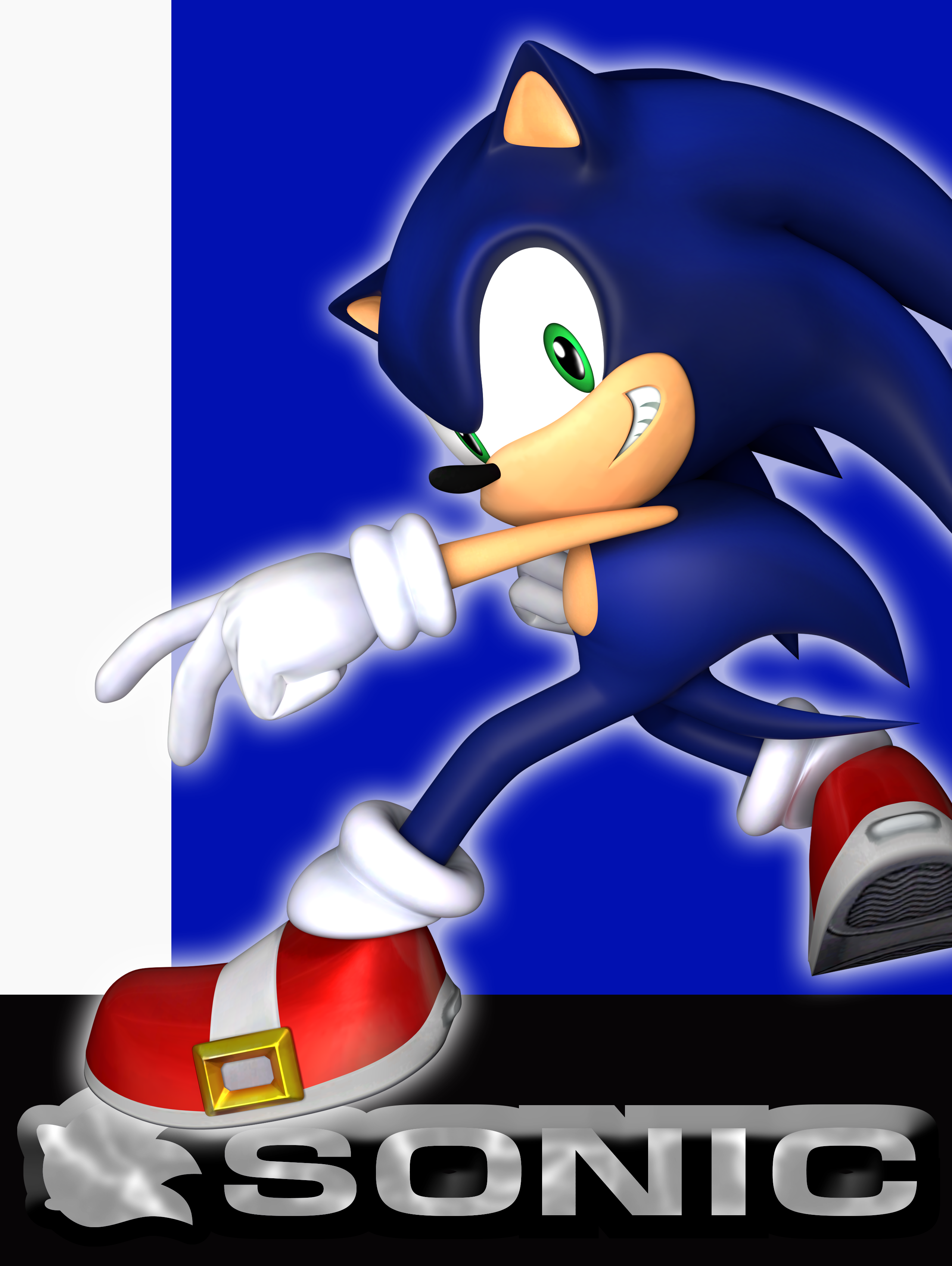 what if sonic was in melee super smash brothers melee know your