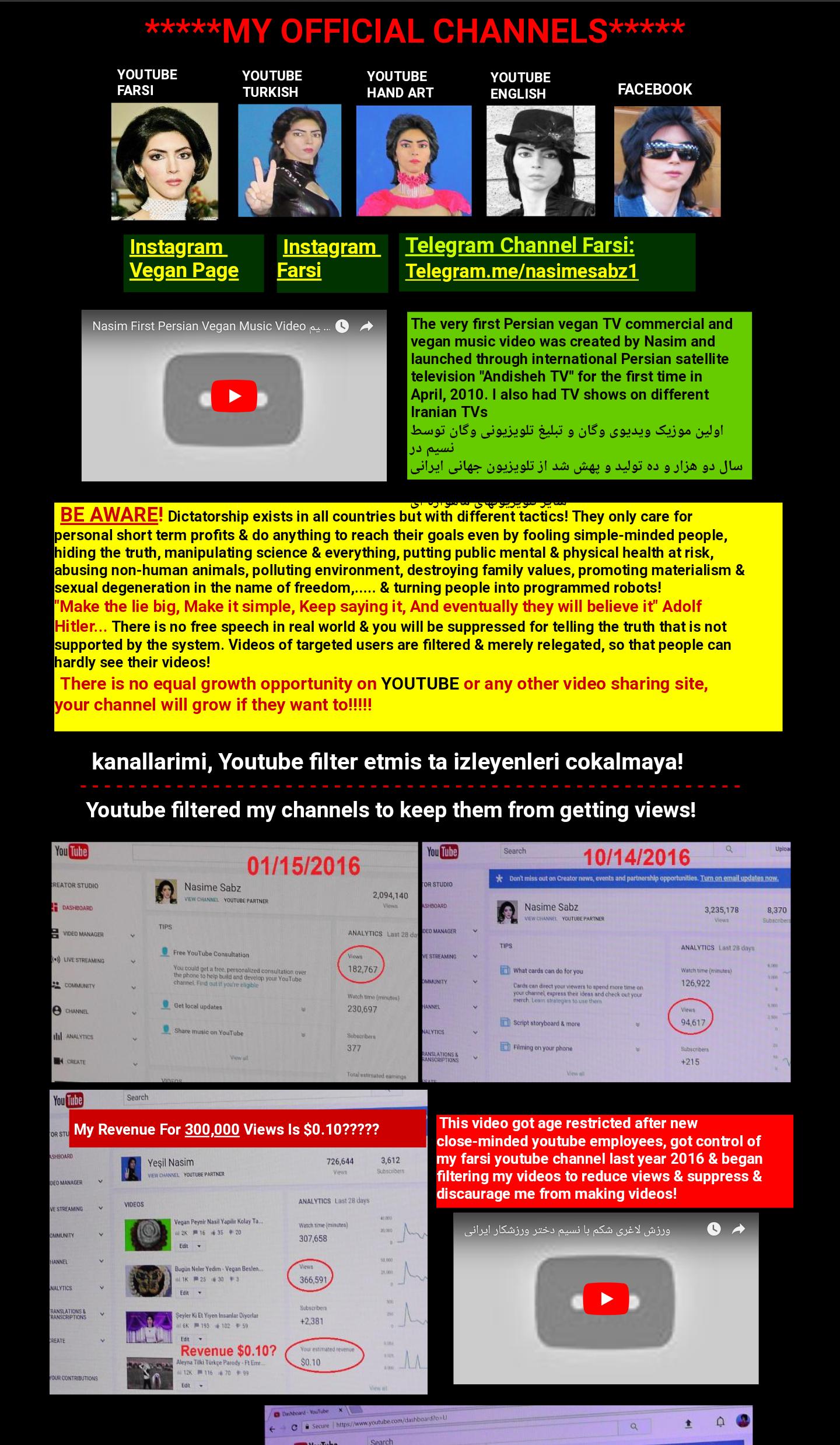 Nasimesabz com   2018 YouTube Headquarters Shooting   Know