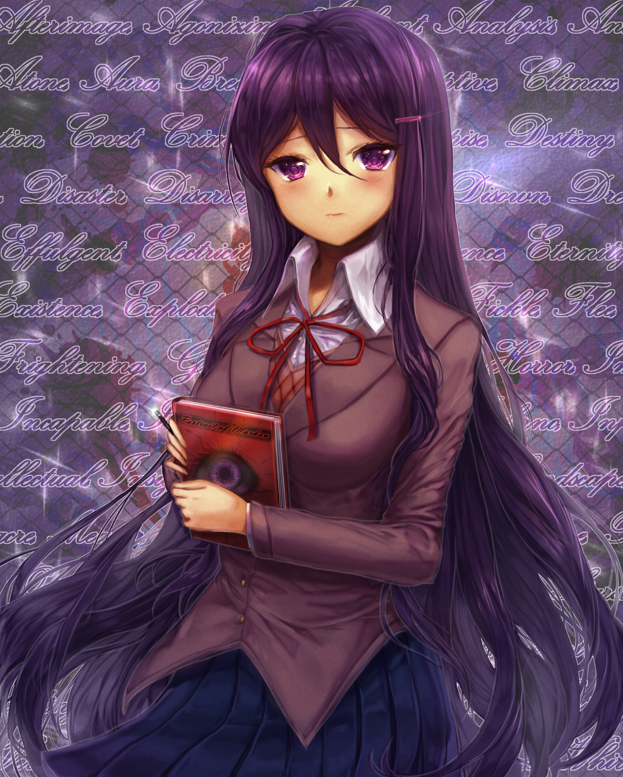 Yuri Doki Doki Literature Club Know Your Meme
