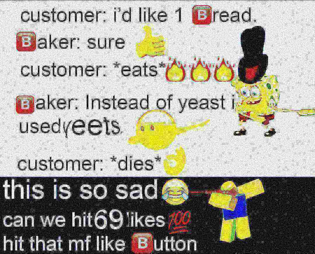 Bread | This Is So Sad | Know Your Meme