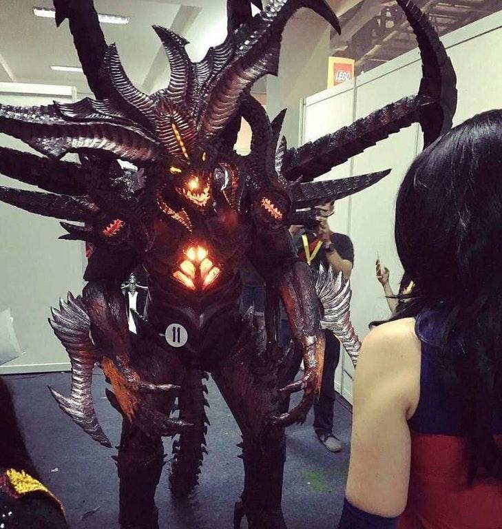 26+ Diablo 3 Tyrael Cosplay Gif