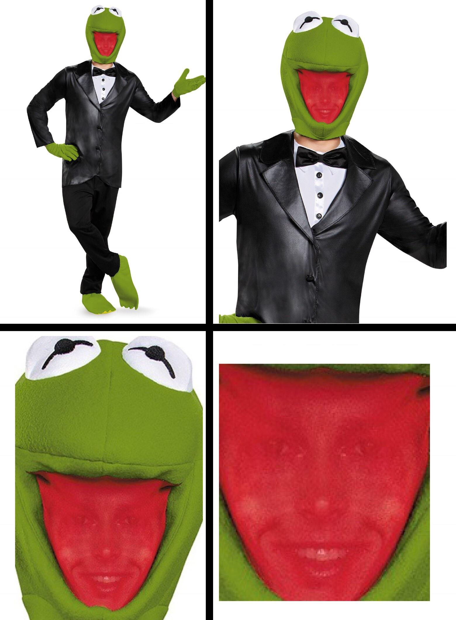 That Face Tho Kermit The Frog Know Your Meme