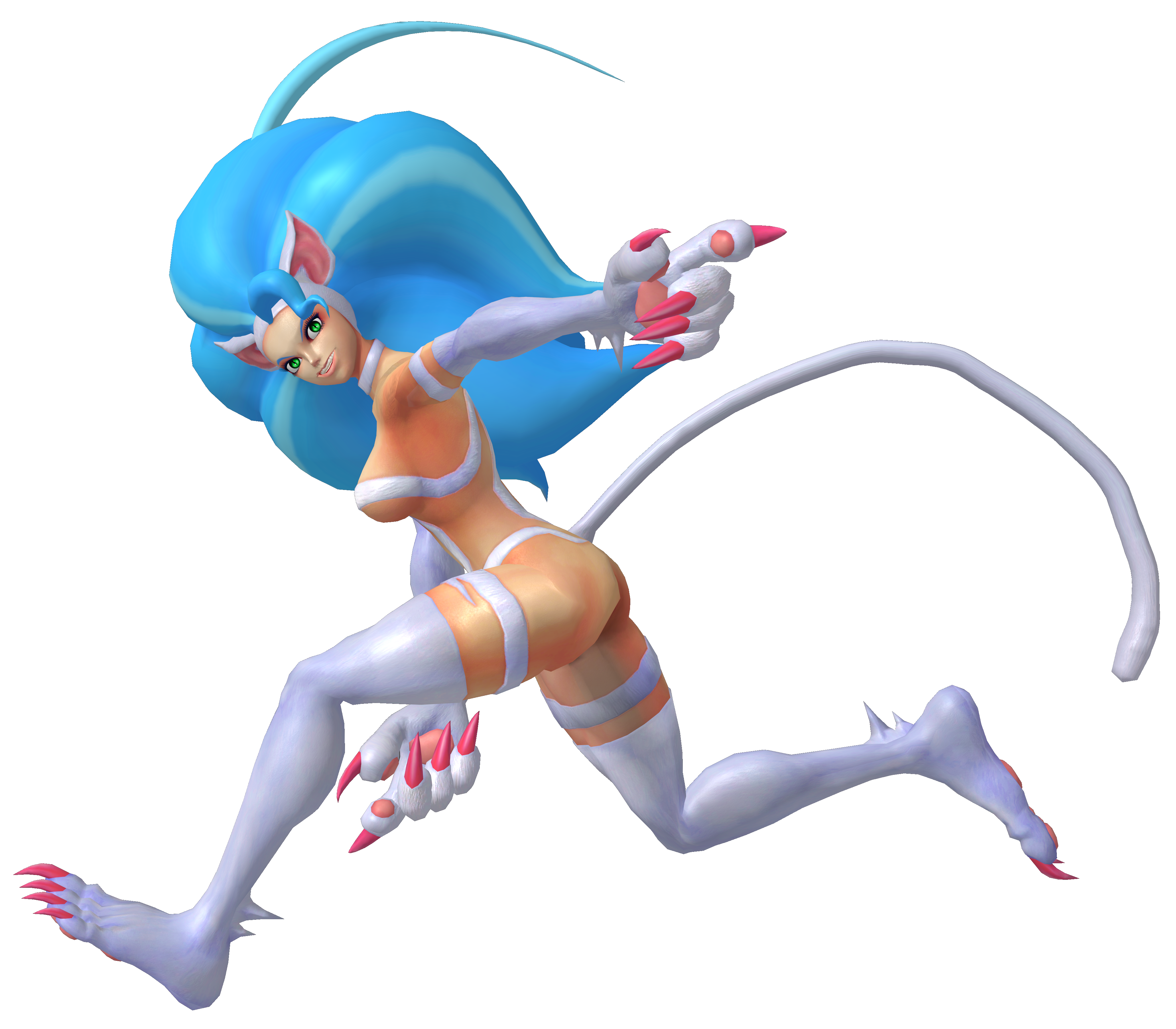 Xna Felicia Sonic Adventure Pose By Retrobunyip Sonic Adventure