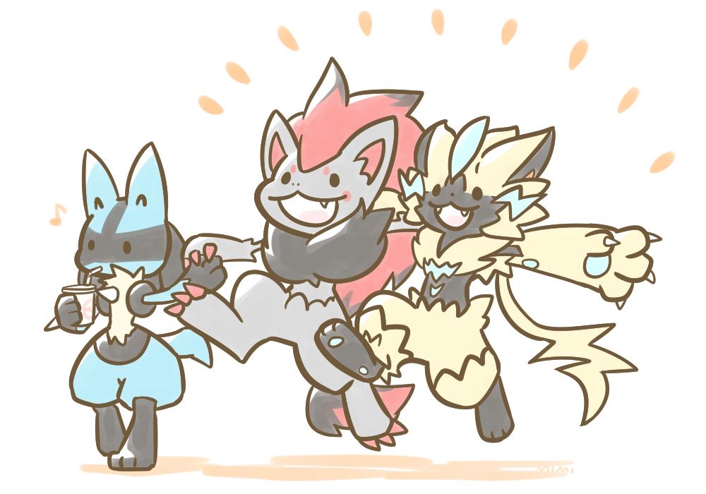 The Furry Trio Pokémon Know Your Meme